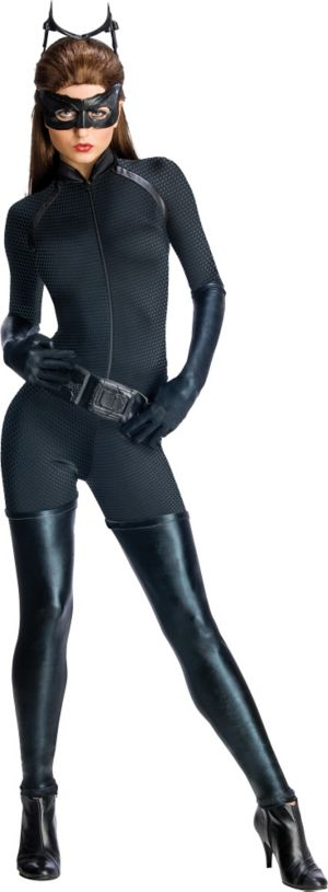 Adult Catwoman Costume - The Dark Knight Rises Batman