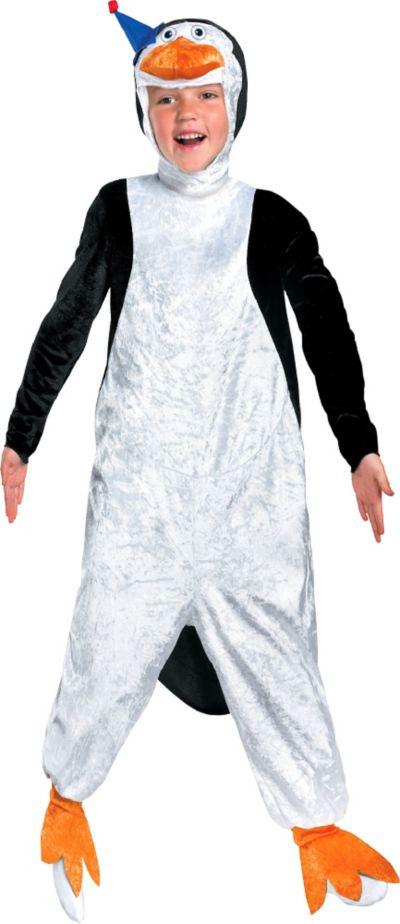 Toddler Boys Penguin Costume - Madagascar 3