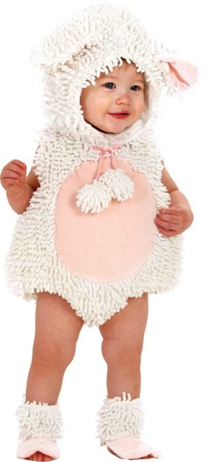 Baby Laura the Lamb Costume