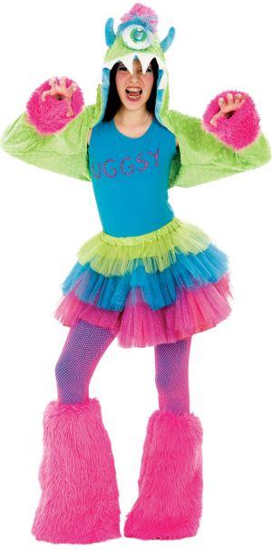 Tween Uggsy Costume Deluxe