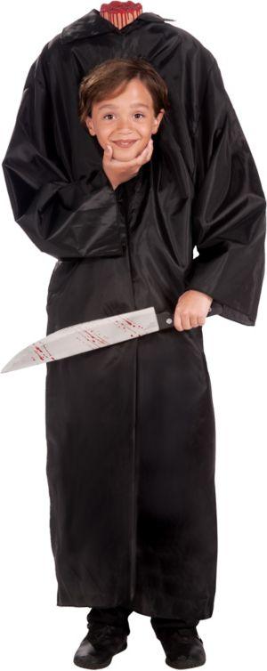 Boys Headless Boy Costume