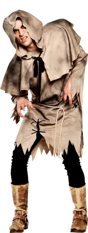 Teen Boys Hunchback Costume