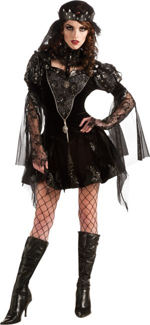 Adult Holly Grail Medieval Costume
