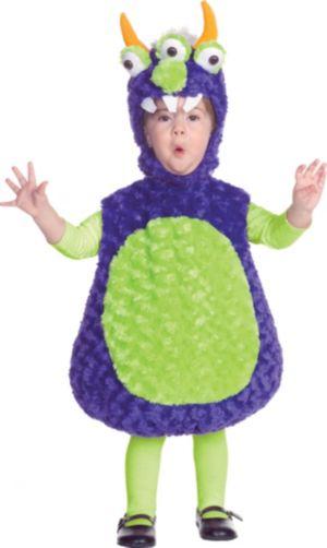Baby Purple Monster Costume