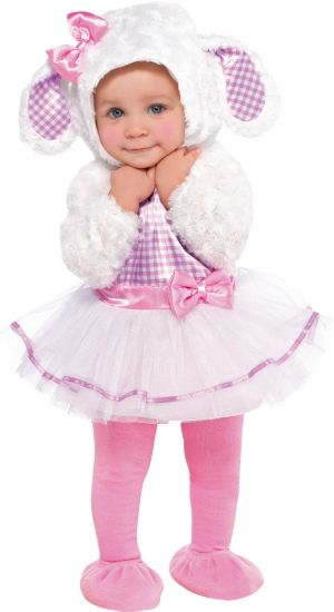 Baby Little Lamb Costume