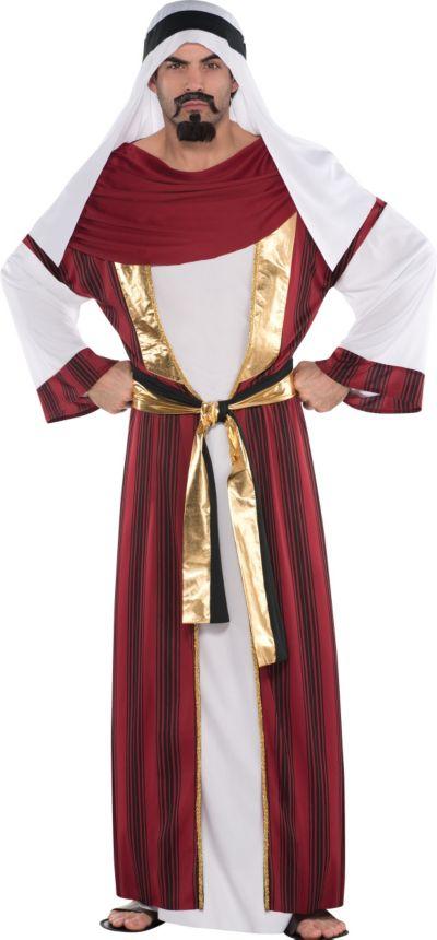 Adult Sahara Prince Costume