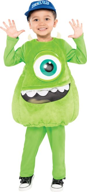 Toddler Boys Mike Costume - Monsters University
