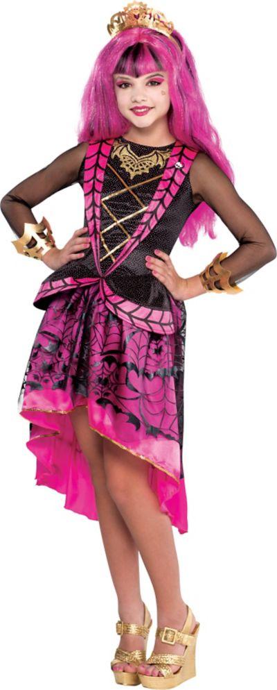 Girls Draculaura Costume Supreme - Monster High 2