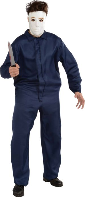 Adult Michael Myers Costume Plus Size