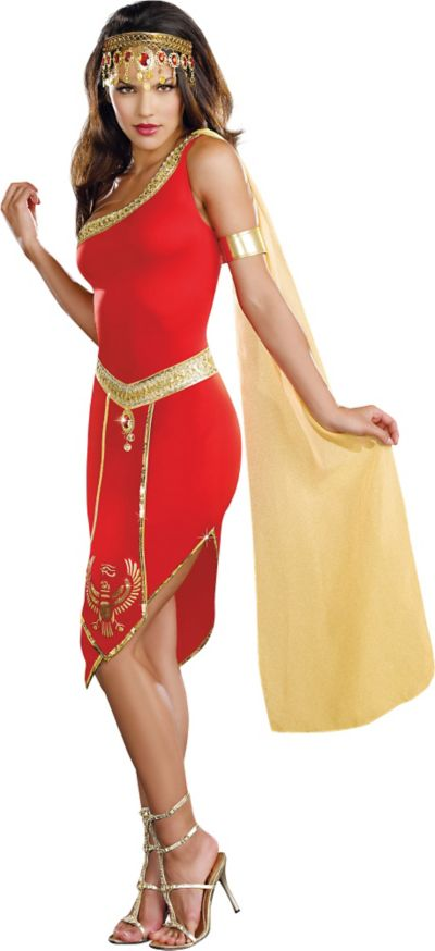 Adult Queen of the Nile Egyptian Costume