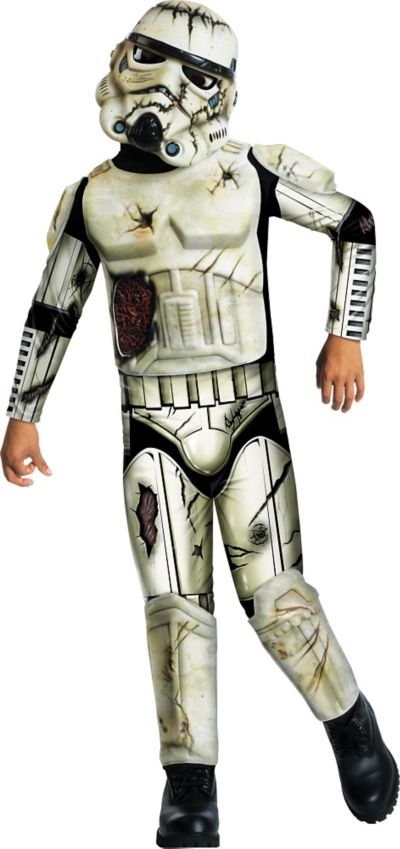 Boys Death Trooper Costume - Star Wars