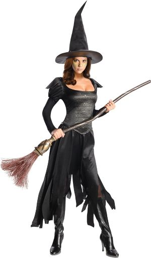 Adult Wicked Witch of the West Costume - Oz the Great and Powerful