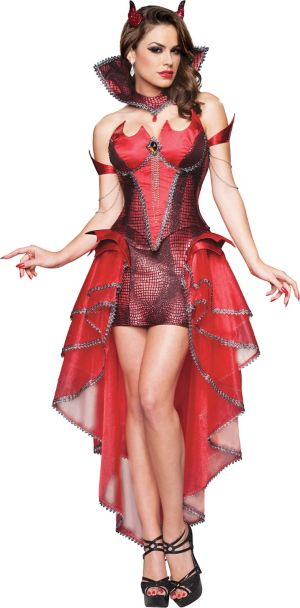 Adult Devilicious Costume