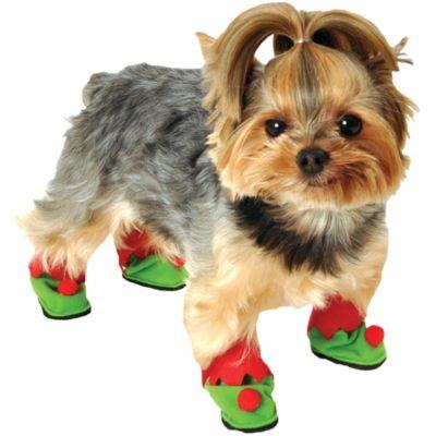 Little Elf Dog Shoes