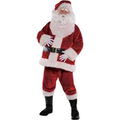 Adult Regal Santa Costume