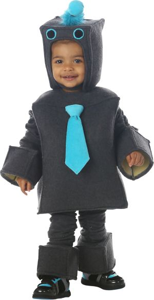 Toddler Boys Roscoe the Robot Costume