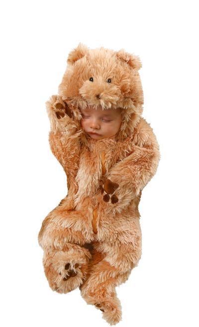 Baby Snuggle Bear Costume