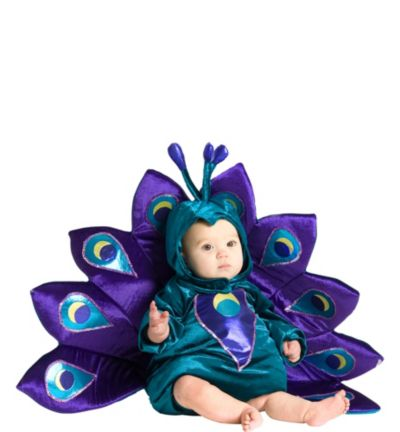 Baby Peacock Costume
