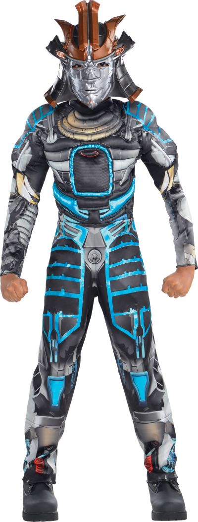 Boys Drift Muscle Costume - Transformers 4