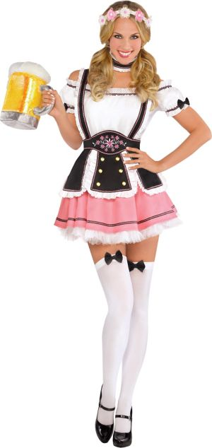 Adult Oktobermiss Beer Maid Costume