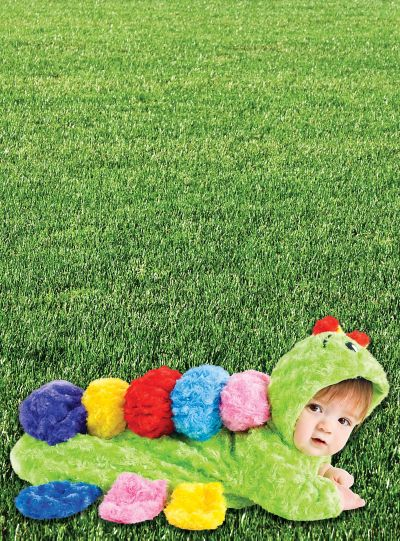 Baby Bunting Caterpillar Costume