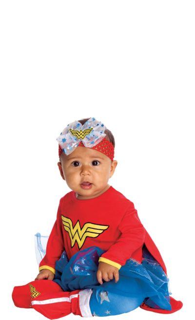 Baby Tutu Wonder Woman Costume