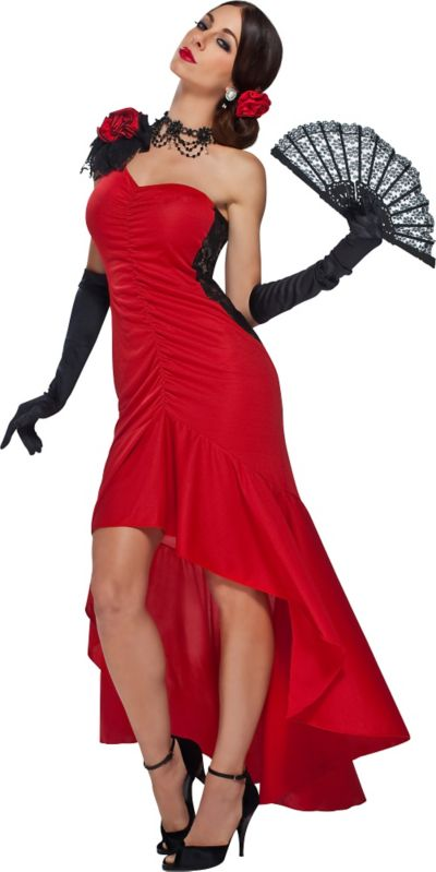 Adult Sizzling Senorita Costume