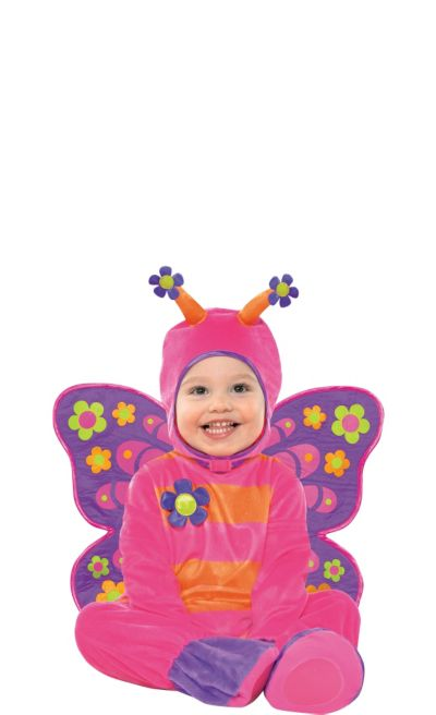 Baby Flutterby Butterfly Costume Deluxe