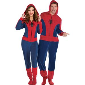 Zipster Spidergirl One Piece Costume