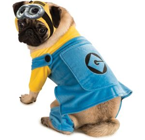 Minion Dog Costume - Despicable Me