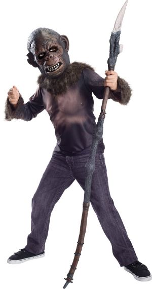Teen Boys Koba Costume - Dawn of the Planet of the Apes