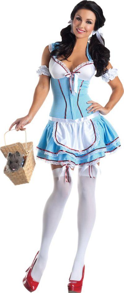 Adult Kansas Cutie Body Shaper Costume