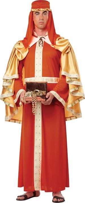 Adult Gaspar of India Costume - Three Wise Men