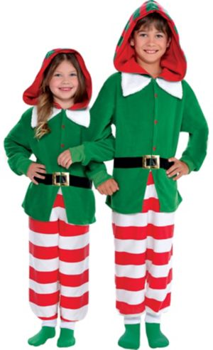 Child Elf One Piece Costume