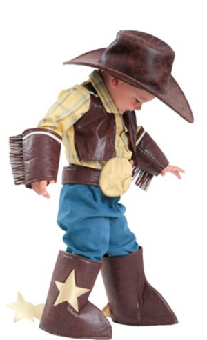 Boys Brendan's Boys Cowboy Costume