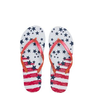 Child Stars & Stripes Flip Flops