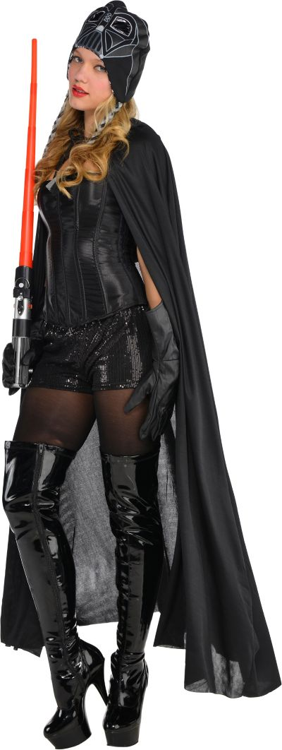 Adult Sexy Darth Vader Costume