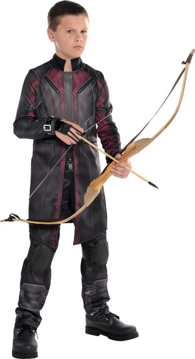 Boys Hawkeye Costume - Avengers Age of Ultron - Party City