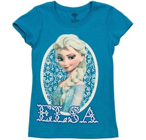 Elsa T-Shirt -Frozen
