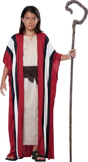 Boys Red Shepherd Costume
