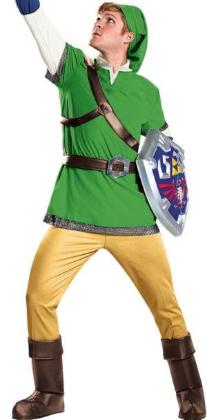 Adult Link Costume Deluxe - The Legend of Zelda
