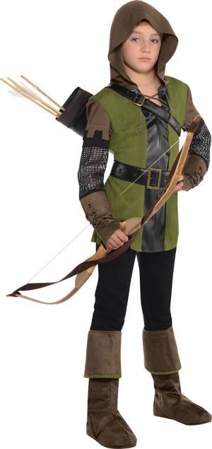 Boys Prince of Thieves Robin Hood Costume