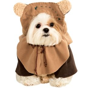 Ewok Dog Costume - Star Wars