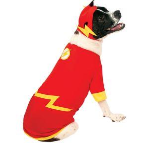 The Flash Dog Costume