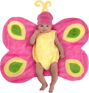 Baby Bunting Beautiful Butterfly Costume