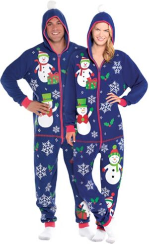 Zipster Ugly Sweater One Piece Costume