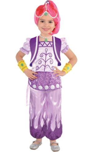 Toddler Girls Shimmer Costume - Shimmer and Shine