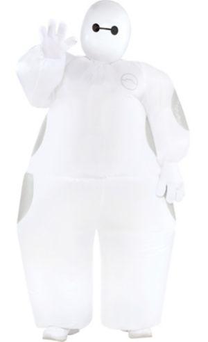 Boys Inflatable Baymax Costume - Big Hero 6
