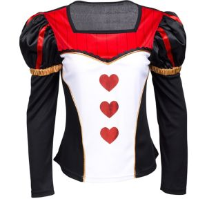 Red Queen Long-Sleeve Shirt