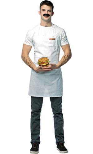 Adult Bob Costume - Bob's Burgers